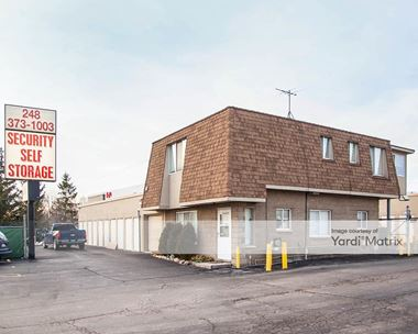 Storage Units for Rent available at 2131 Pontiac Road, Auburn Hills, MI 48326 Photo Gallery 1