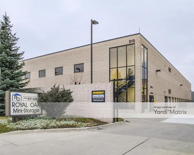 Storage Units for Rent available at 313 East Hudson Avenue, Royal Oak, MI 48067 Photo Gallery 1