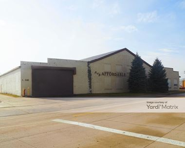 Storage Units for Rent available at 341 Goddard Street, Wyandotte, MI 48192 Photo Gallery 1