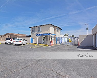 Storage Units for Rent available at 11211 Armour Drive, El Paso, TX 79935 Photo Gallery 1