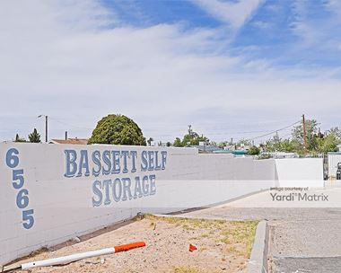 Storage Units for Rent available at 6565 Edgemere Blvd, El Paso, TX 79925 Photo Gallery 1