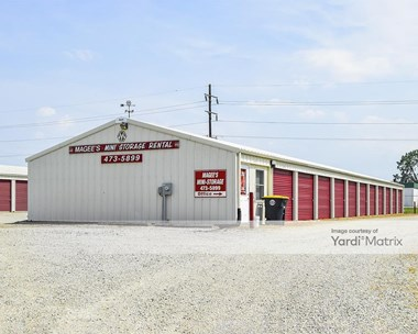 Storage Units for Rent available at 2375 Mote Drive, Covington, OH 45318 Photo Gallery 1