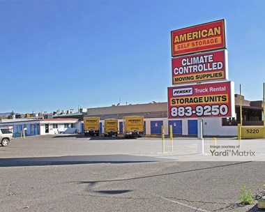 Storage Units for Rent available at 5220 San Mateo Blvd NE, Albuquerque, NM 87109 Photo Gallery 1