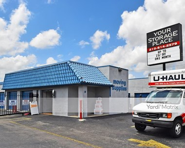 Storage Units for Rent available at 8029 Fredericksburg Road, San Antonio, TX 78229 Photo Gallery 1