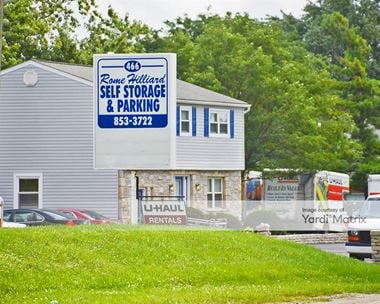 Storage Units for Rent available at 466 Hilliard Rome Road, Columbus, OH 43228 Photo Gallery 1