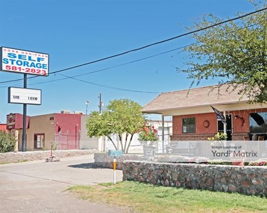 Storage Units for Rent available at 6008 Doniphan Drive, El Paso, TX 79932 Photo Gallery 1