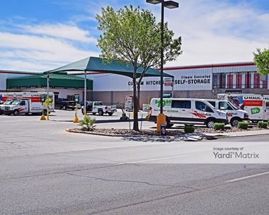 Storage Units for Rent available at 8450 Montana Avenue, El Paso, TX 79925 Photo Gallery 1