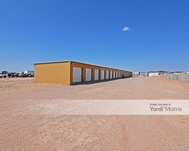Storage Units for Rent available at 1501 Darrington Road, El Paso, TX 79928 Photo Gallery 1