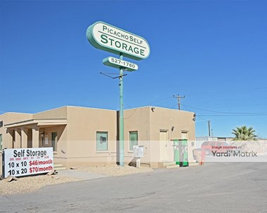 Storage Units for Rent available at 1760 West Picacho Avenue, Las Cruces, NM 88005 Photo Gallery 1