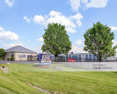 Storage Units for Rent available at 3600 Benner Road, Miamisburg, OH 45342 Photo Gallery 1