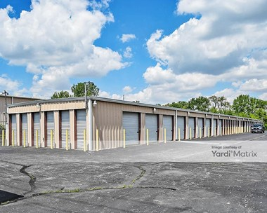 Storage Units for Rent available at 1970 East Pleasant Street, Springfield, OH 45505 Photo Gallery 1