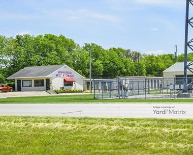 Storage Units for Rent available at 6530 Urbana Road, Springfield, OH 45502 Photo Gallery 1