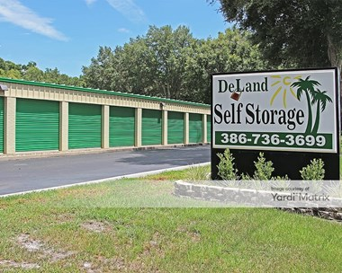 Storage Units for Rent available at 1805 North Woodland Blvd, Deland, FL 32720 Photo Gallery 1