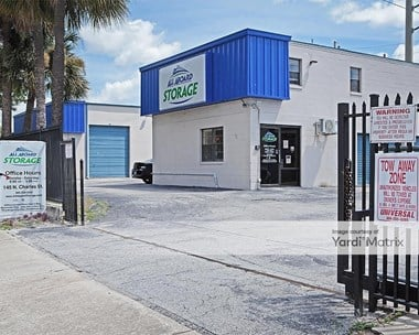 Storage Units for Rent available at 145 North Charles Street, Daytona Beach, FL 32114 Photo Gallery 1