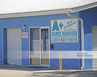 Storage Units for Rent available at 333 West Marion Avenue, Edgewater, FL 32132 Photo Gallery 1
