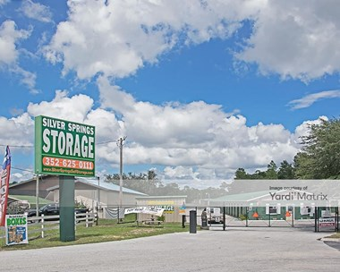 Storage Units for Rent available at 16005 East Highway 40, Silver Springs, FL 34488 Photo Gallery 1