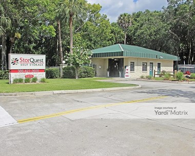 Storage Units for Rent available at 1375 Pioneer Trail, New Smyrna Beach, FL 32168 Photo Gallery 1