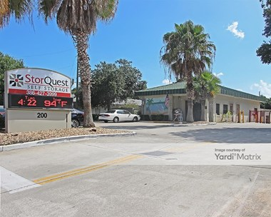 Storage Units for Rent available at 200 North Ridgewood Avenue, Edgewater, FL 32132 Photo Gallery 1