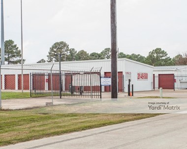 Storage Units for Rent available at 10615 Tower Oaks Blvd, Houston, TX 77070 Photo Gallery 1
