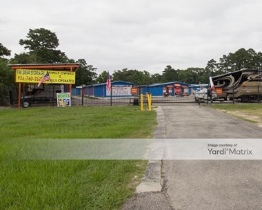 Storage Units for Rent available at 2000 FM 2854 Road, Conroe, TX 77304 Photo Gallery 1