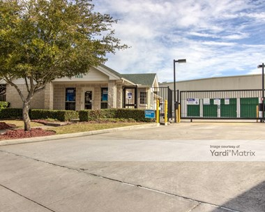 Storage Units for Rent available at 1435 Silverado Drive, Houston, TX 77077 Photo Gallery 1