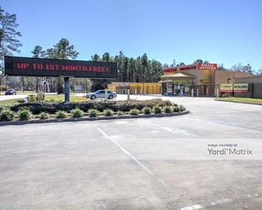Storage Units for Rent available at 24523 Gosling Road, Spring, TX 77389 Photo Gallery 1