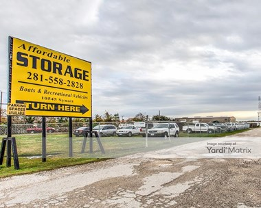 Storage Units for Rent available at 10545 Synott Road, Houston, TX 77099 Photo Gallery 1