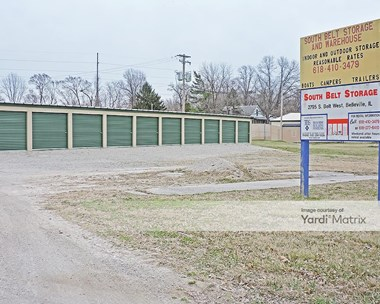 Storage Units for Rent available at 2795 South Belt West, Belleville, IL 62226 Photo Gallery 1