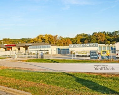 Storage Units for Rent available at 1911 Rue Street, Council Bluffs, IA 51503 Photo Gallery 1