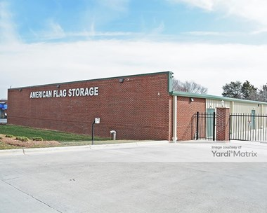 Storage Units for Rent available at 5717 Inman Road, Greensboro, NC 27410 Photo Gallery 1