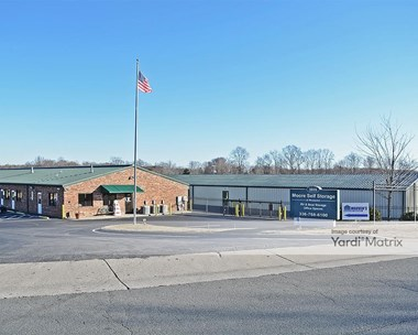 Storage Units for Rent available at 3935 Westpoint Blvd, Winston Salem, NC 27103 Photo Gallery 1