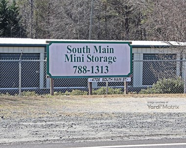 Storage Units for Rent available at 4706 South Main Street, Winston Salem, NC 27107 Photo Gallery 1