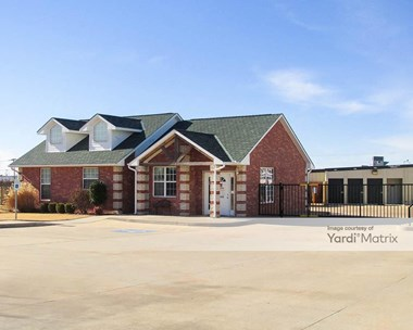 Storage Units for Rent available at 2002 Research Park Blvd, Norman, OK 73069 Photo Gallery 1