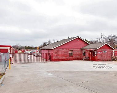 Storage Units for Rent available at 2250 North Douglas Blvd, Midwest City, OK 73141 Photo Gallery 1