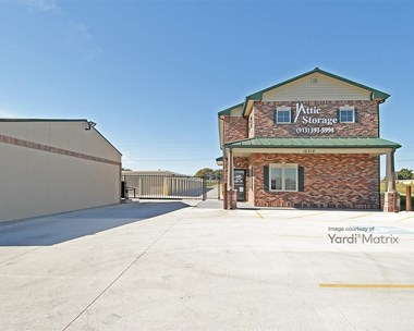Storage Units for Rent available at 15310 South Mahaffie Street, Olathe, KS 66062 Photo Gallery 1