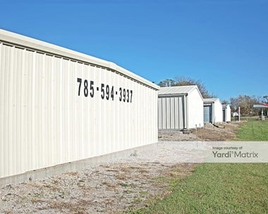 Storage Units for Rent available at 201 North 6th Street, Baldwin City, KS 66006 Photo Gallery 1