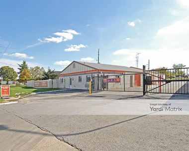 Storage Units for Rent available at 1525 East Spruce Street, Olathe, KS 66061 Photo Gallery 1