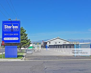 Storage Units for Rent available at 1450 West 800 North, Orem, UT 84057 Photo Gallery 1