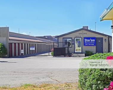 Storage Units for Rent available at 420 East 620 South, American Fork, UT 84003 Photo Gallery 1