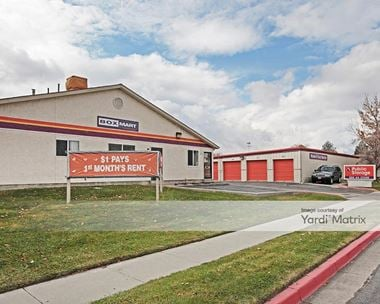 Storage Units for Rent available at 4065 Sams Blvd, Kearns, UT 84118 Photo Gallery 1