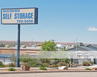 Storage Units for Rent available at 340 Mcclintock Drive, El Paso, TX 79932 Photo Gallery 1