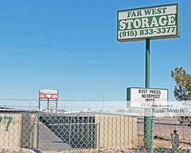 Storage Units for Rent available at 120 Rio West, El Paso, TX 79932 Photo Gallery 1