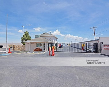 Storage Units for Rent available at 490 North Kenazo Avenue, Horizon City, TX 79928 Photo Gallery 1