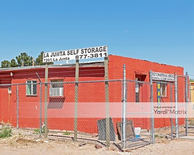 Storage Units for Rent available at 7261 LA Junta Drive, Canutillo, TX 79835 Photo Gallery 1