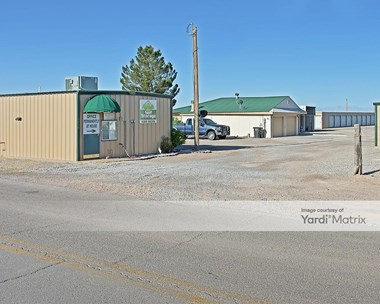 Storage Units for Rent available at 2830 Airport Road, Alamogordo, NM 88310 Photo Gallery 1