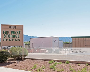 Storage Units for Rent available at 8100 Artcraft Road, El Paso, TX 79932 Photo Gallery 1