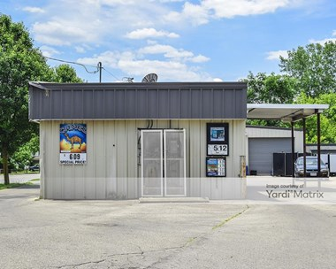 Storage Units for Rent available at 2526 Columbus Avenue, Springfield, OH 45503 Photo Gallery 1
