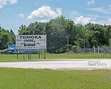 Storage Units for Rent available at 2751 Moody Blvd, Flagler Beach, FL 32136 Photo Gallery 1