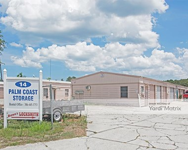 Storage Units for Rent available at 14 Utility Drive, Palm Coast, FL 32137 Photo Gallery 1