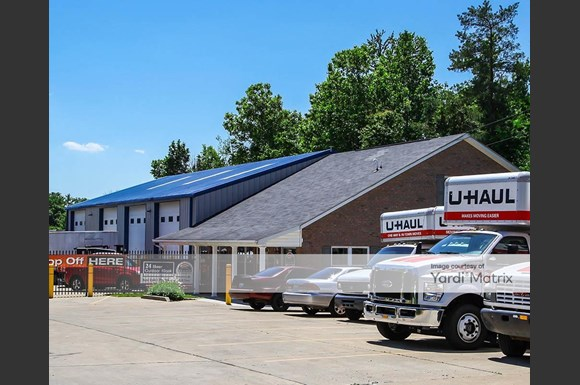 Beechgrove Self Storage Uhaul Richardson Road Independence